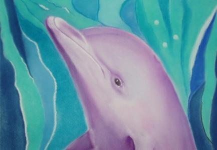Punktedelphin